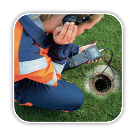 Terralog détecteur acoustique
